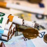 Manovra, rincari sulle sigarette