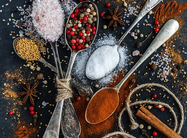 Cucinare con le spezie come stupire i propri ospiti con quel pizzico di sapore in pi marsalaoggi - Cucinare con le spezie ...