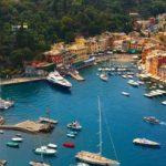 Portofino: ricostruita la strada crollata a causa di una mareggiata in soli 5 mesi