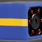 Copcam: la microtelecamera di sicurezza pratica e sicura