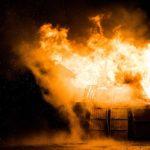 Incendio porto di Marsala: si indaga sull'origine dolosa