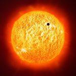Mercurio: oggi il passaggio davanti al sole