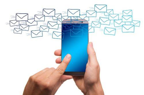 Google: la risposta agli strani SMS non spam