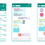 """Whatsapp: arriva il """"tema scuro"""" per la versione Beta"""