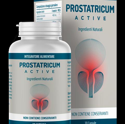 Prostatricum Active integratore prostatite: recensioni, opinioni, funziona veramente?