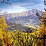 I monti di Cortina (Dolomiti): ecco i più alti e cosa fare
