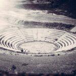 La platea dell'anfiteatro, Cavea: a che serviva? Chi vi poteva accedere?