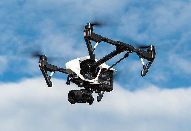 Rilievi fotogrammetrici: il successo dei droni
