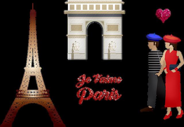 Simboli parigini: quali sono? Che significato hanno?